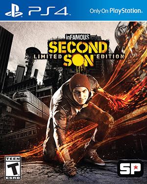 InFamouse Second Son