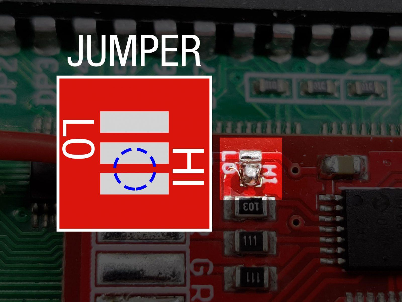 NESRGB-IGR Jumper