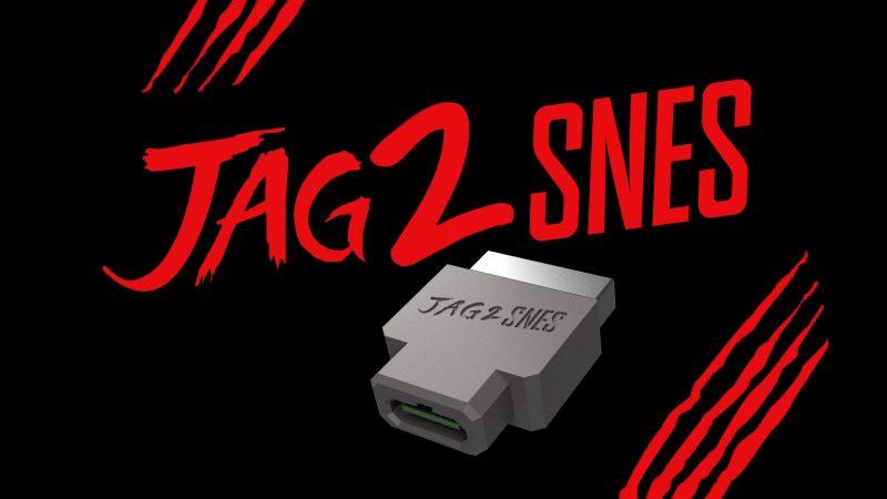 JAG2SNES Adapter