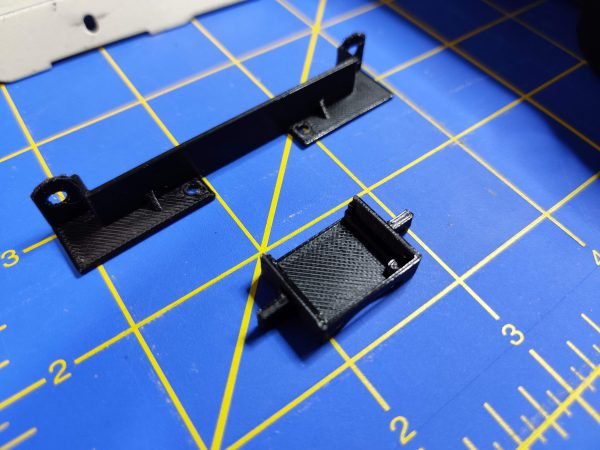3DO ODE SD Card Extension Bracket parts