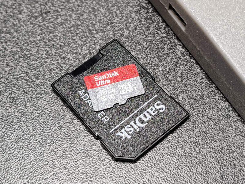 PlayStation PSIO SD Card
