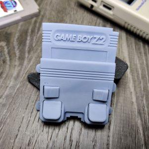 Gameboy Zero Z2 Back Button Housing for Kite's Circuit Sword