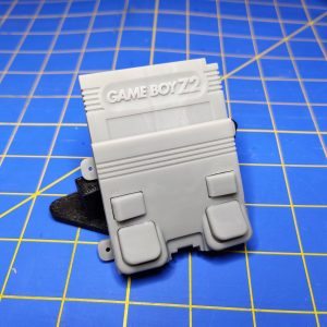 Gameboy Zero Z2 Button Bracket