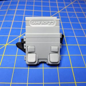 Gameboy Z2 Back Panel USB C