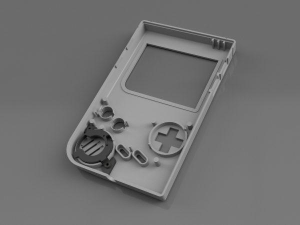 Gameboy Zero Speaker Bracket