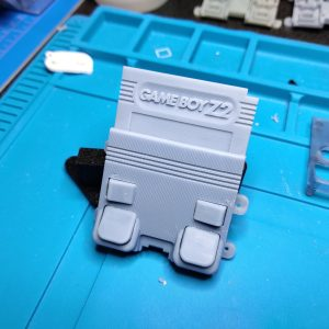 Gameboy Z2 Back Panel (Defects)