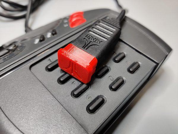 Atari Jaguar Controller Caps Red