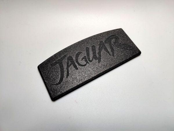 Atari Jaguar Dust Cover Front