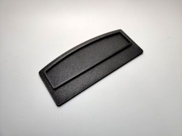 Atari Jaguar Dust Cover Back