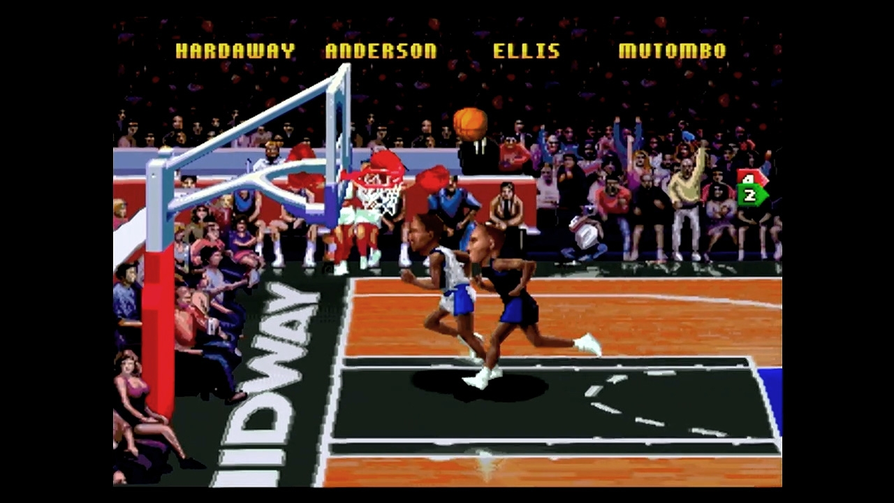 NBA JAM TE - Jag2HD